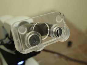 iPhone5照相适配器 3D模型