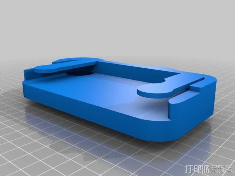 iPhone5照相适配器 3D模型  图6