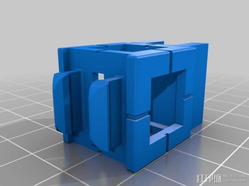智能手机支座 3D模型  图5