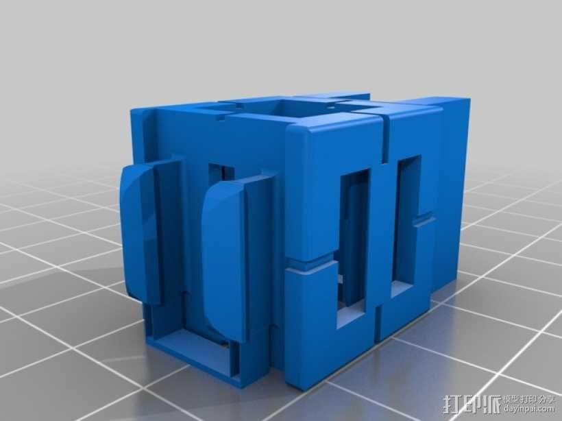 智能手机支座 3D模型  图6