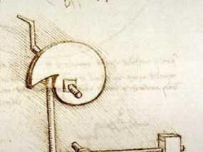 达芬奇的凸轮锤 3D模型