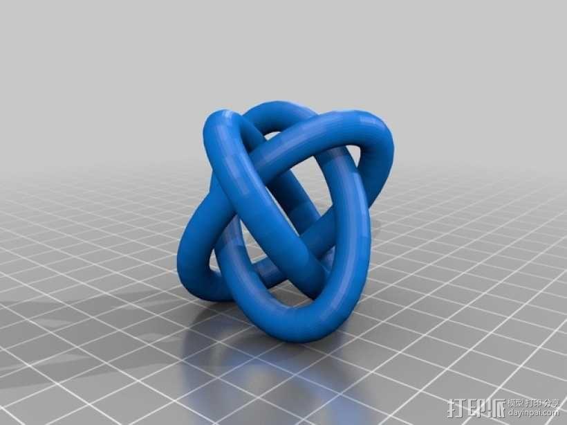 布尔环 3D模型  图10