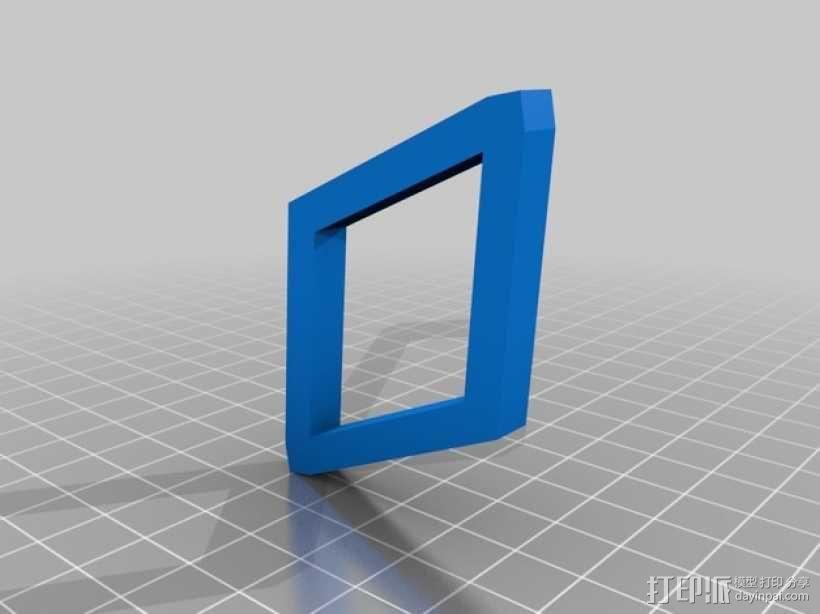 布尔环 3D模型  图14