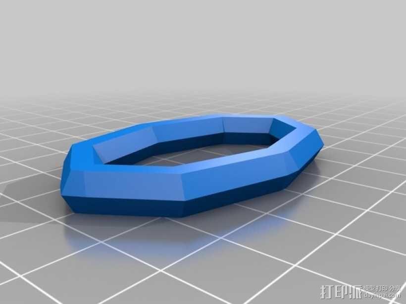 布尔环 3D模型  图18