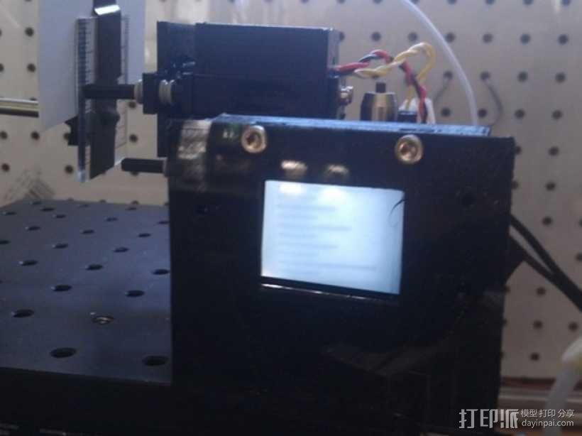 Dr.RobotLabs Adafruit Analog 相机套  3D模型  图2