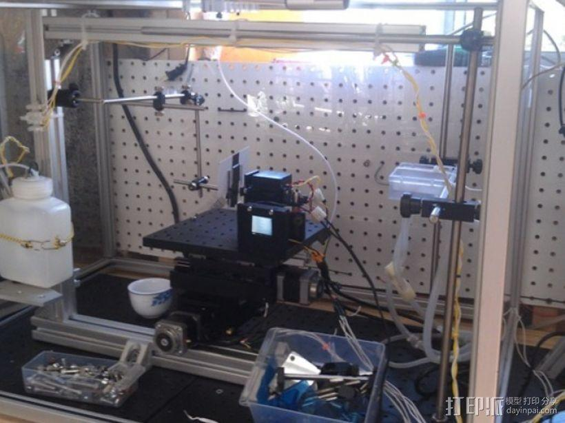 Dr.RobotLabs Adafruit Analog 相机套  3D模型  图1