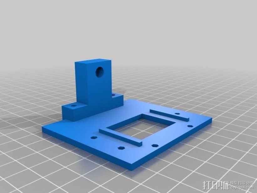 Dr.RobotLabs Adafruit Analog 相机套  3D模型  图4