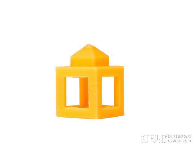 积木块 3D模型  图2