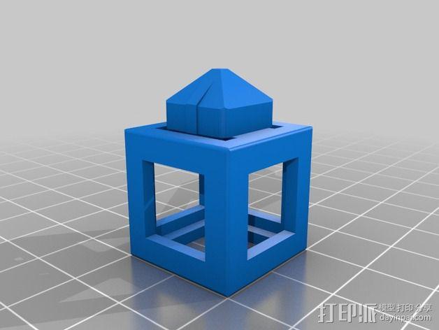 积木块 3D模型  图7