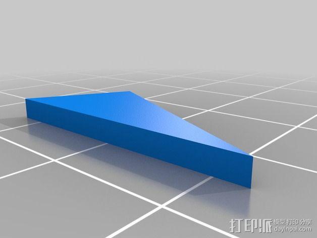 勾股定理七巧板 3D模型  图3