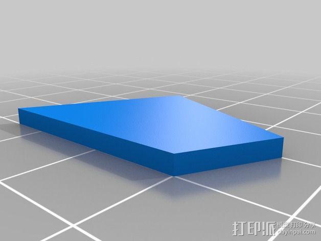 勾股定理七巧板 3D模型  图5