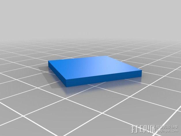 勾股定理七巧板 3D模型  图6