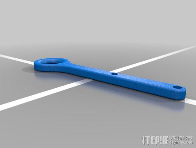椭圆规 3D模型  图6