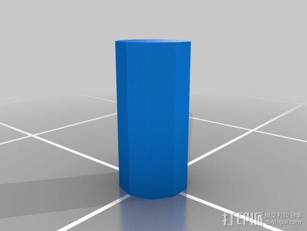 日晷模型 3D模型  图2
