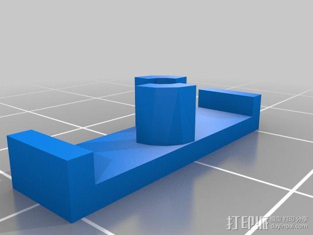 日晷模型 3D模型  图3