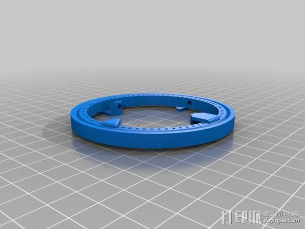 日晷模型 3D模型  图5