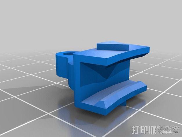 日晷模型 3D模型  图4