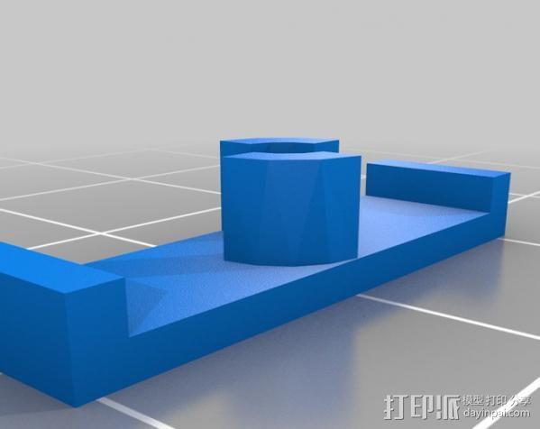 日晷模型 3D模型  图8