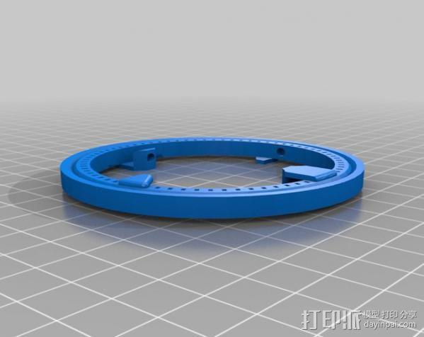 日晷模型 3D模型  图12