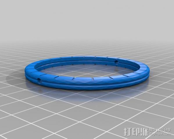 日晷模型 3D模型  图14