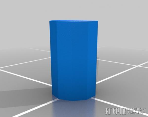日晷模型 3D模型  图16