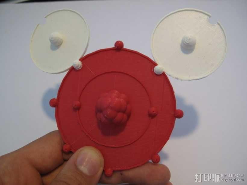 共价原子模型 3D模型  图1