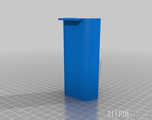 弹子锁 3D模型  图13