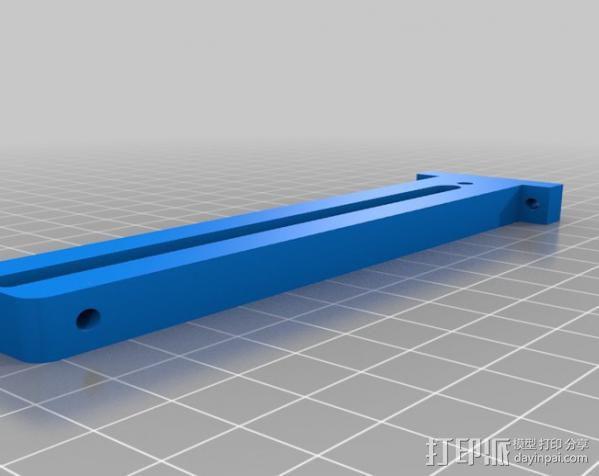 穿孔卡阅读器 3D模型  图10