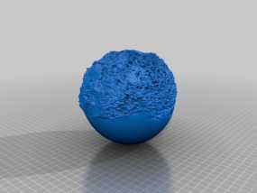 水星模型 3D模型