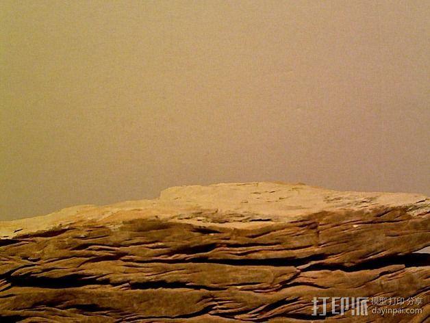 砂岩模型 3D模型  图2
