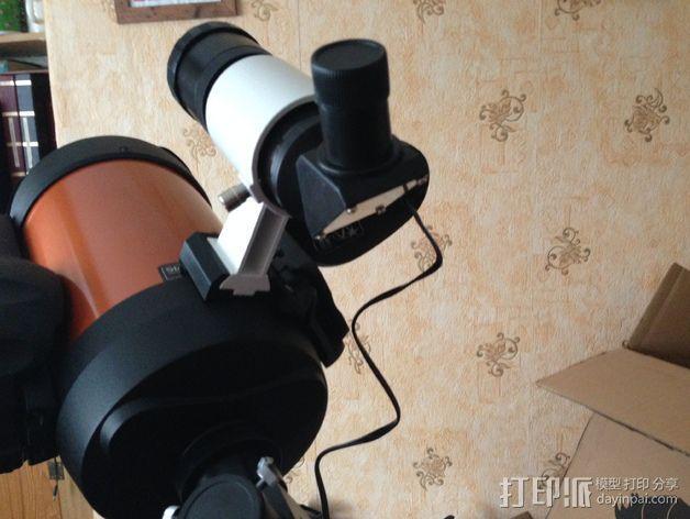 寻星镜适配器 3D模型  图6