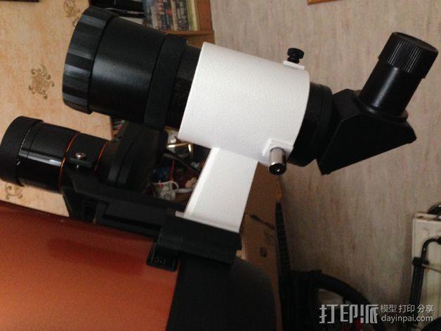 寻星镜适配器 3D模型  图7