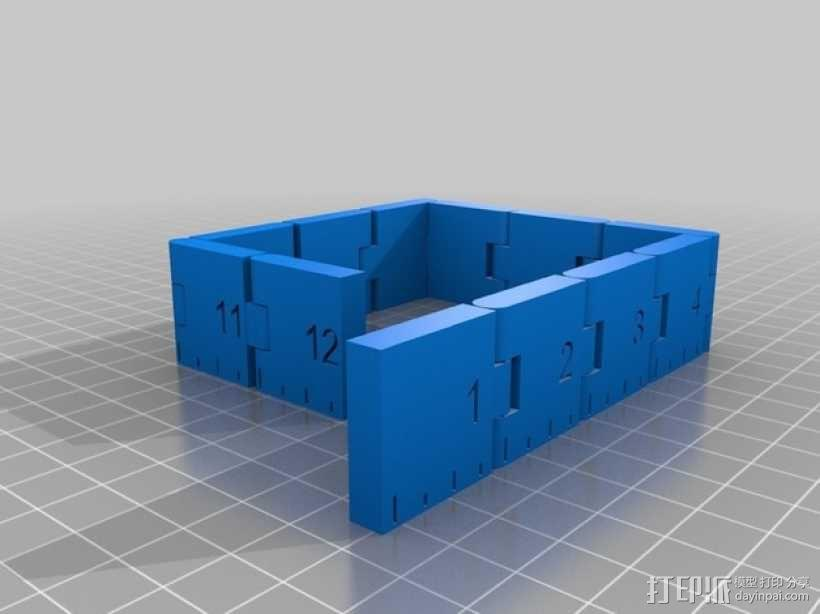 3D打印文具  3D模型  图1