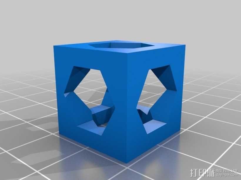 螺杆连接器  3D模型  图3