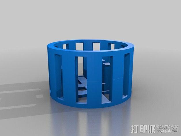 机器人手臂 3D模型  图5