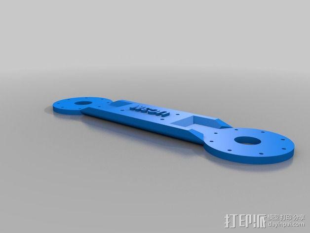 机器人手臂 3D模型  图7