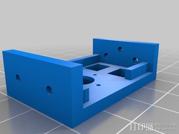 机器人手臂 3D模型  图10