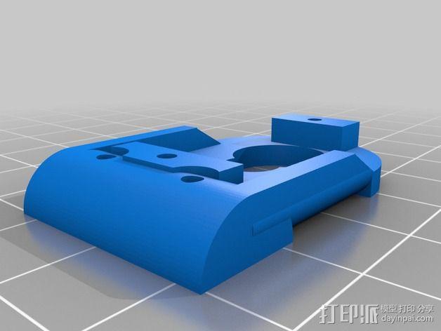 机器人手臂 3D模型  图15