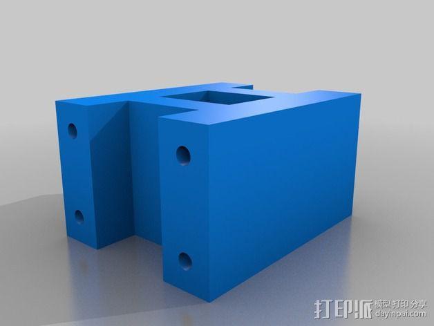 机器人手臂 3D模型  图16