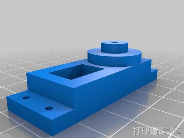 机器人手臂 3D模型  图18