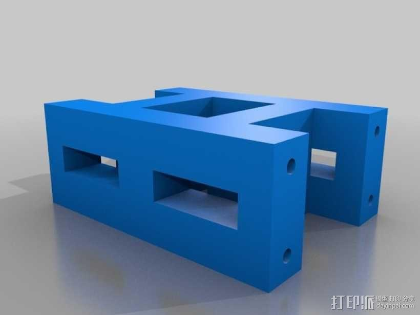 机器人手臂 3D模型  图17