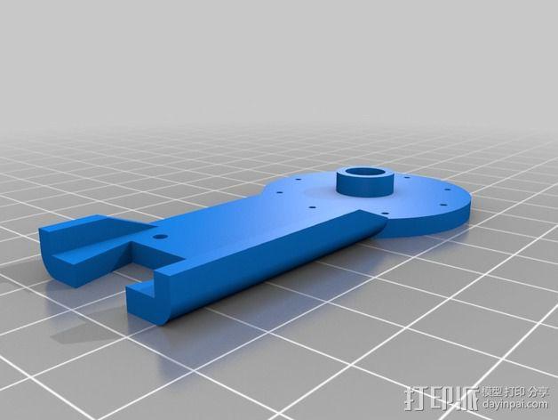 机器人手臂 3D模型  图20