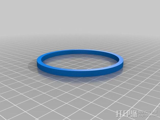 机器人手臂 3D模型  图27
