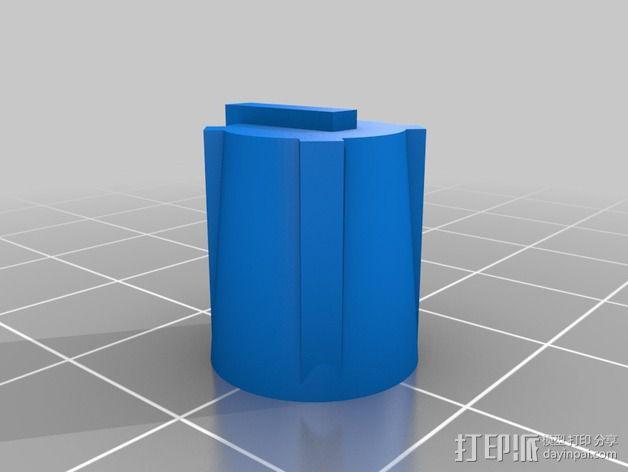 机器人手臂 3D模型  图34