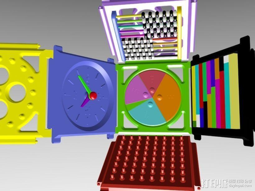 数学学习工具 3D模型  图1