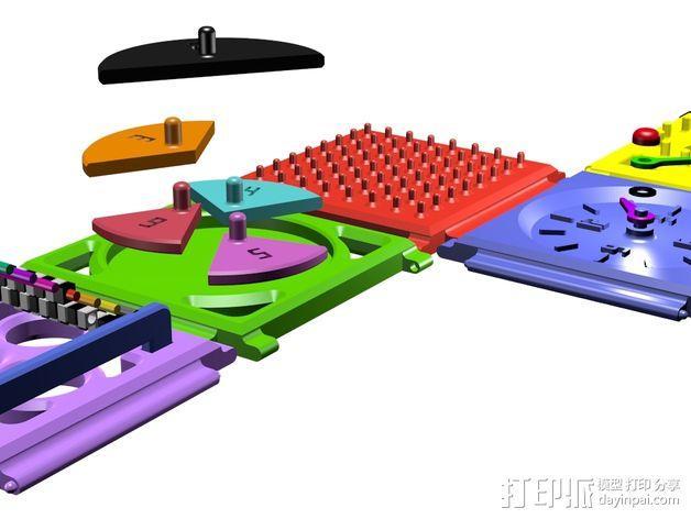 数学学习工具 3D模型  图7