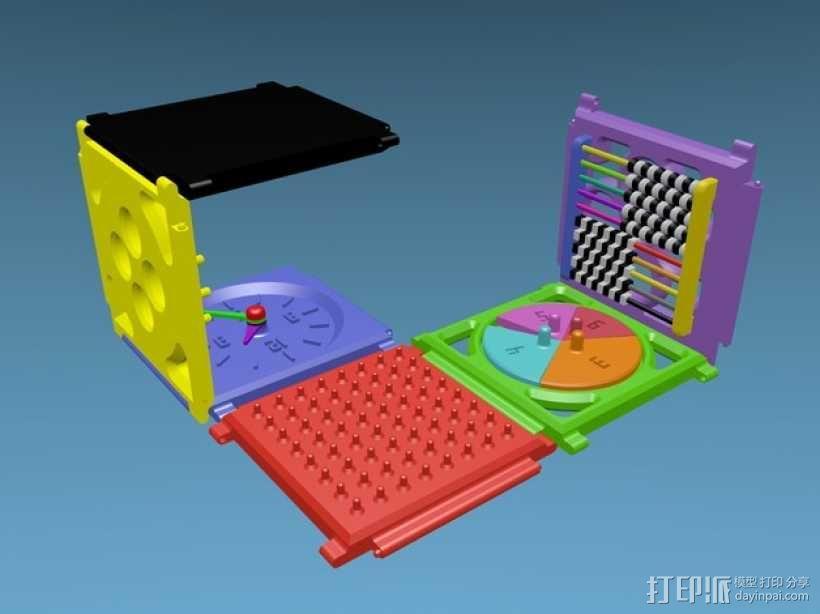 数学学习工具 3D模型  图33