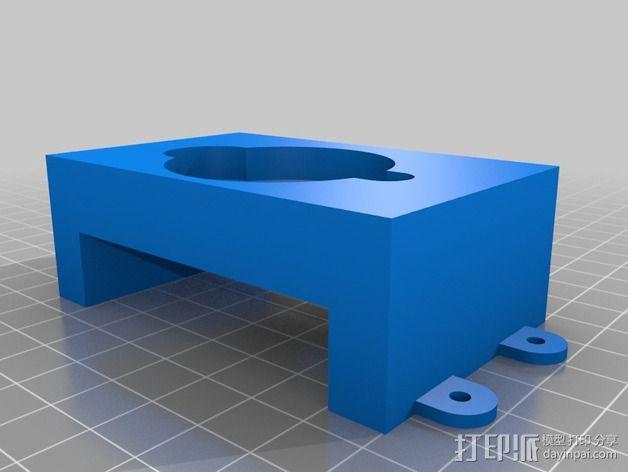 孵蛋机翻蛋器 3D模型  图2