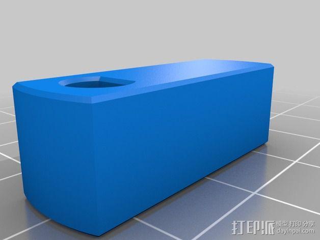孵蛋机翻蛋器 3D模型  图3