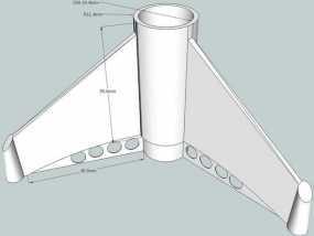 BT20火箭模型 3D模型